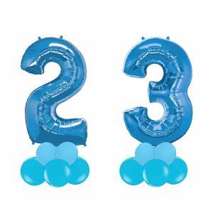 Super Number 23  Blu