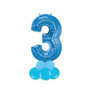 Super Number 3  Blu