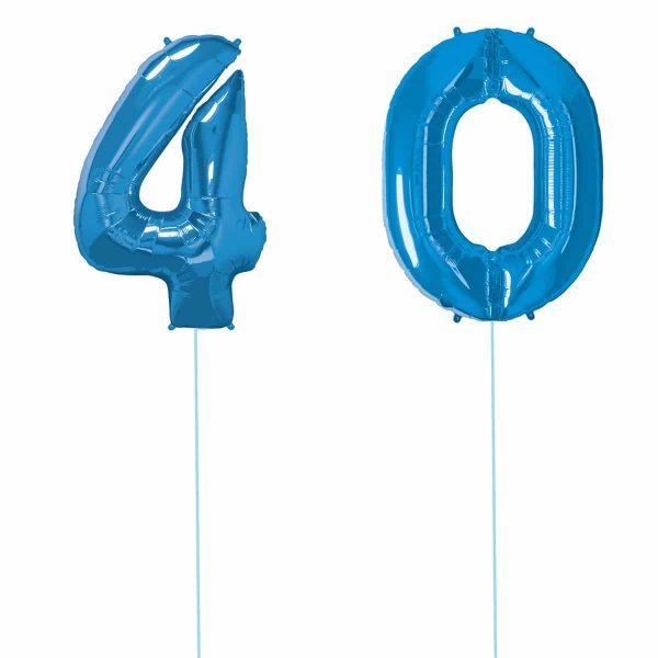 Super Number 40 Helium Blu