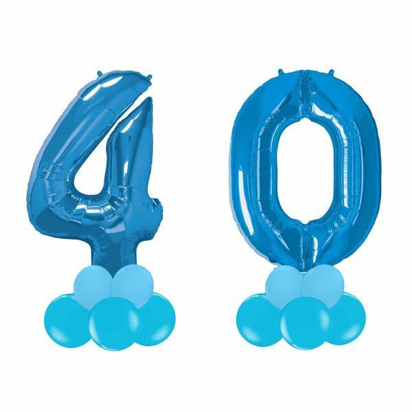 Super Number 40  Blu