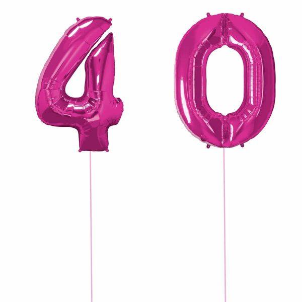 Super Number 40 Helium Rosa