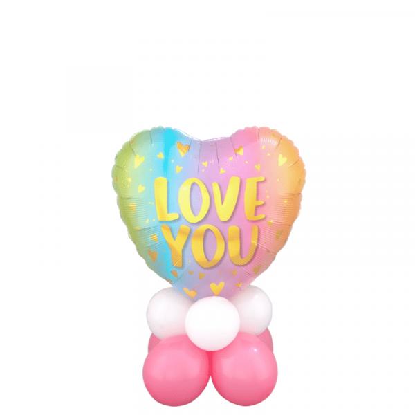 Love You Pastel Mini