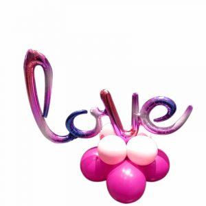 Love Script Ombre Super